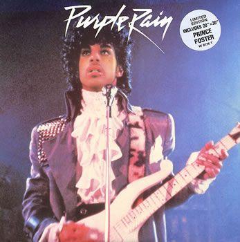 """prince purple rain cposter   Format 12"""" vinyl single (12 inch record / Maxi-single)"""