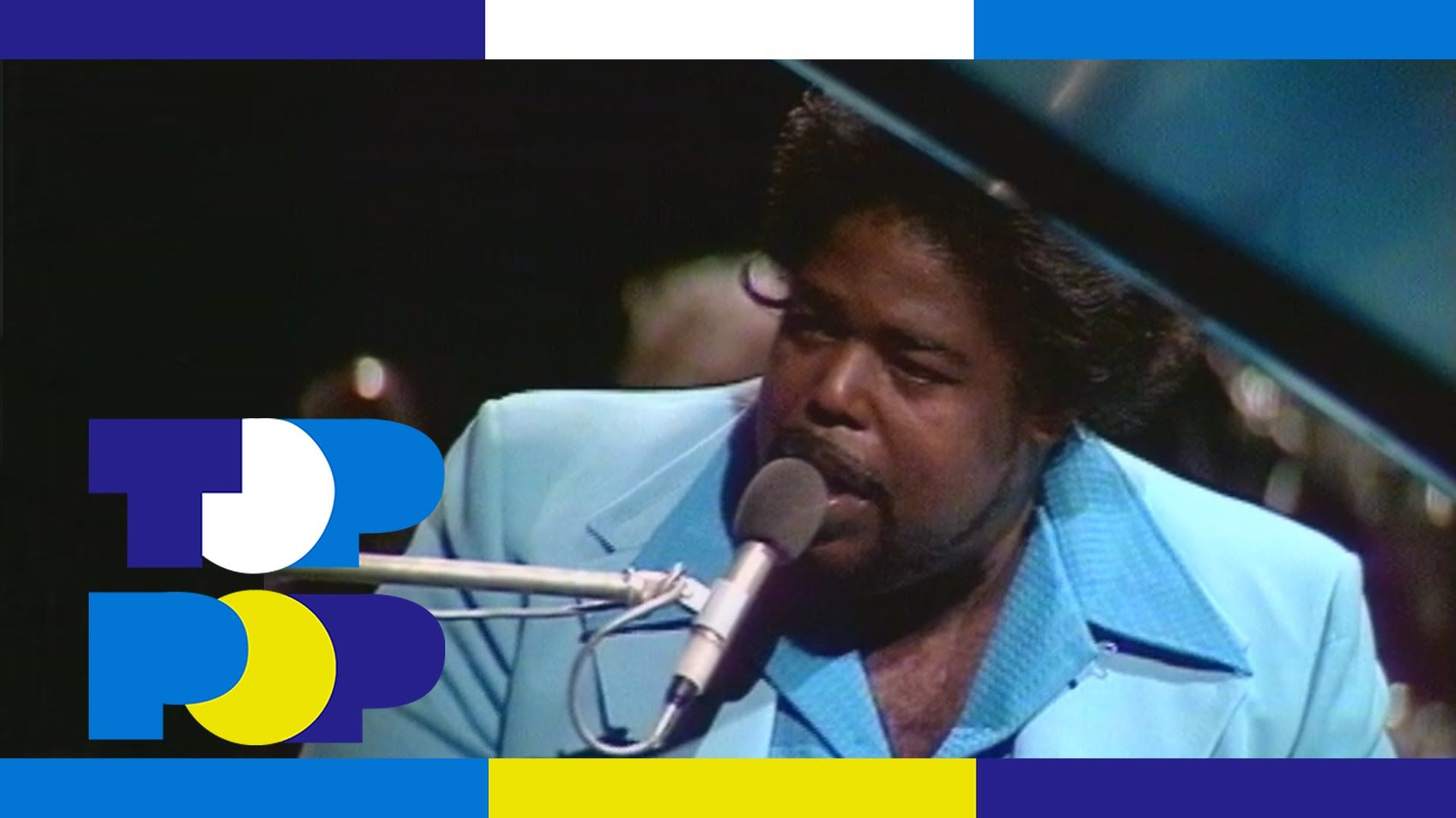 Barry White Never Gonna Give You Up Toppop Videos De Musica