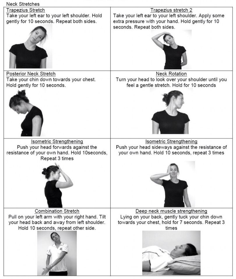 23++ Neck exercises for headaches trends