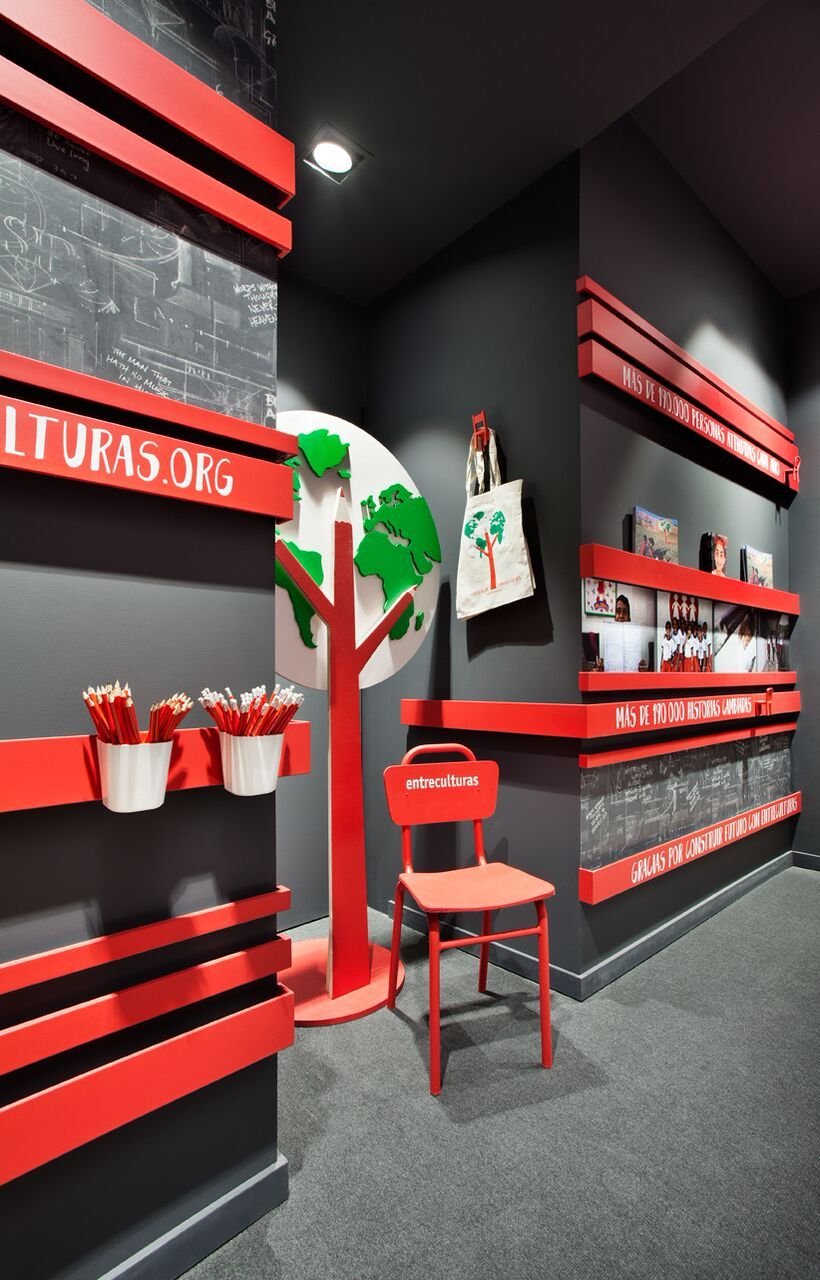 Fundación Entreculturas. Olga Palmeiro