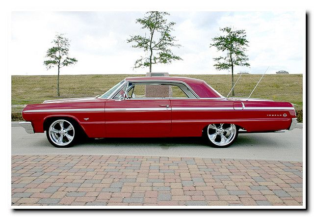 64 Chevy ImpalaI Had One Of These When I Was 16totaled It 3 Months Laterwish Still