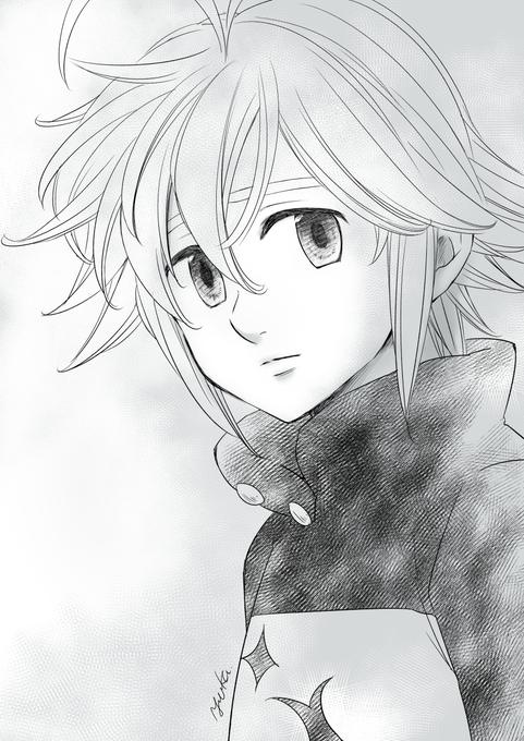 Yuka On Nanatsu No Taizai Manga Meliodas Manga Meliodas