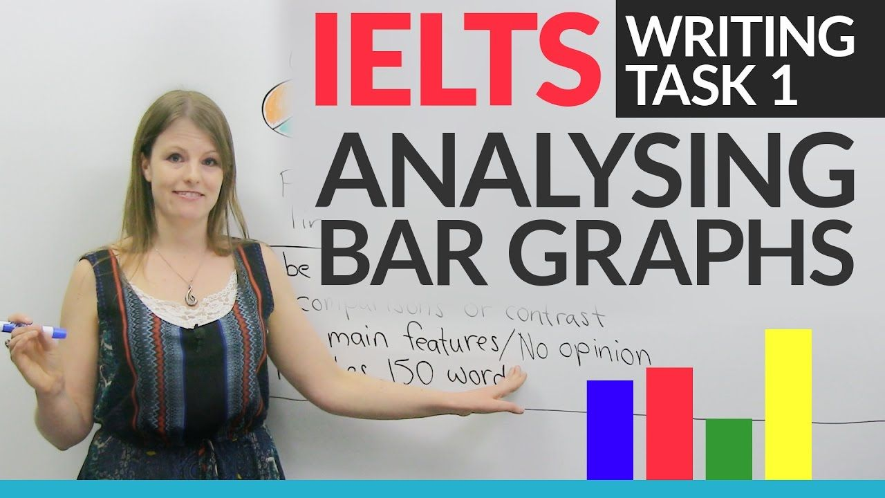 Ielts Writing Task 1 How To Describe Bar Graphs Writing Tasks Ielts Writing Bar Graphs
