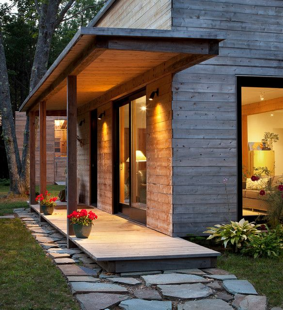 modern porch beams Google Search Ideas for New Home