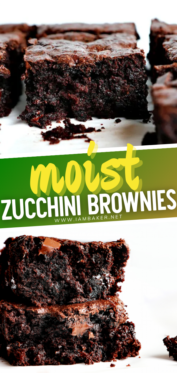 Zucchini Brownies Zucchini Brownies Easy Autumn Recipes Brownie Recipes