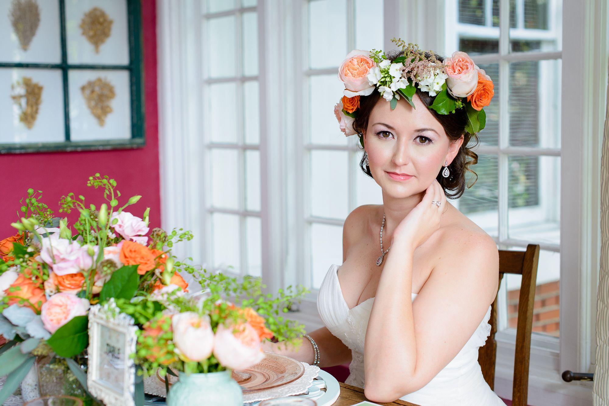 Jacksonville Brunch Wedding Editorial Shoot Pensacola Fl Planner
