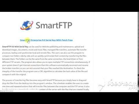 Smartftp Enterprise 9 0 Crack With Patch Free Ytd Video
