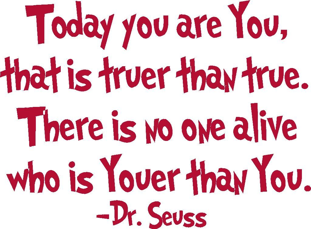 Artist Quotes Today You Are You Dr Seuss Quote Wall Decal Suess