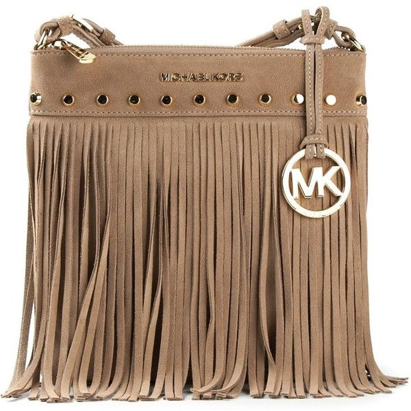 I Treated Myself To This Delicious Michael Kors Small Billy Suede Messenger Bag