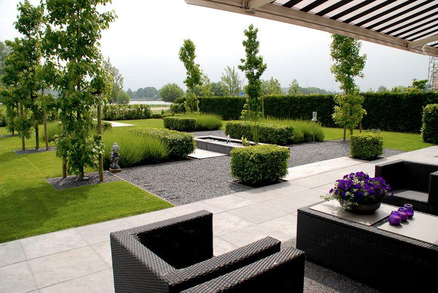 Afbeeldingsresultaat voor landelijke strakke tuinen tuin tips