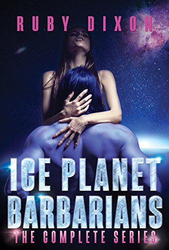 Ice Planet Barbarians: A SciFi Alien Romance by Ruby Dixon http://www.amazon.com/dp/B00UB6OO2I/ref=cm_sw_r_pi_dp_p856vb0VCXY0G
