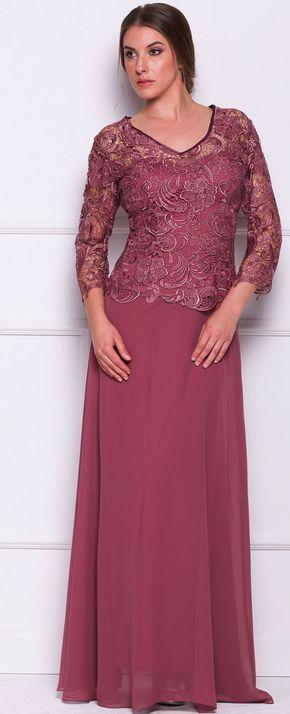 31b6dfead vestido dos piezas noche para señora - | Dos piezas | Vestidos de ...