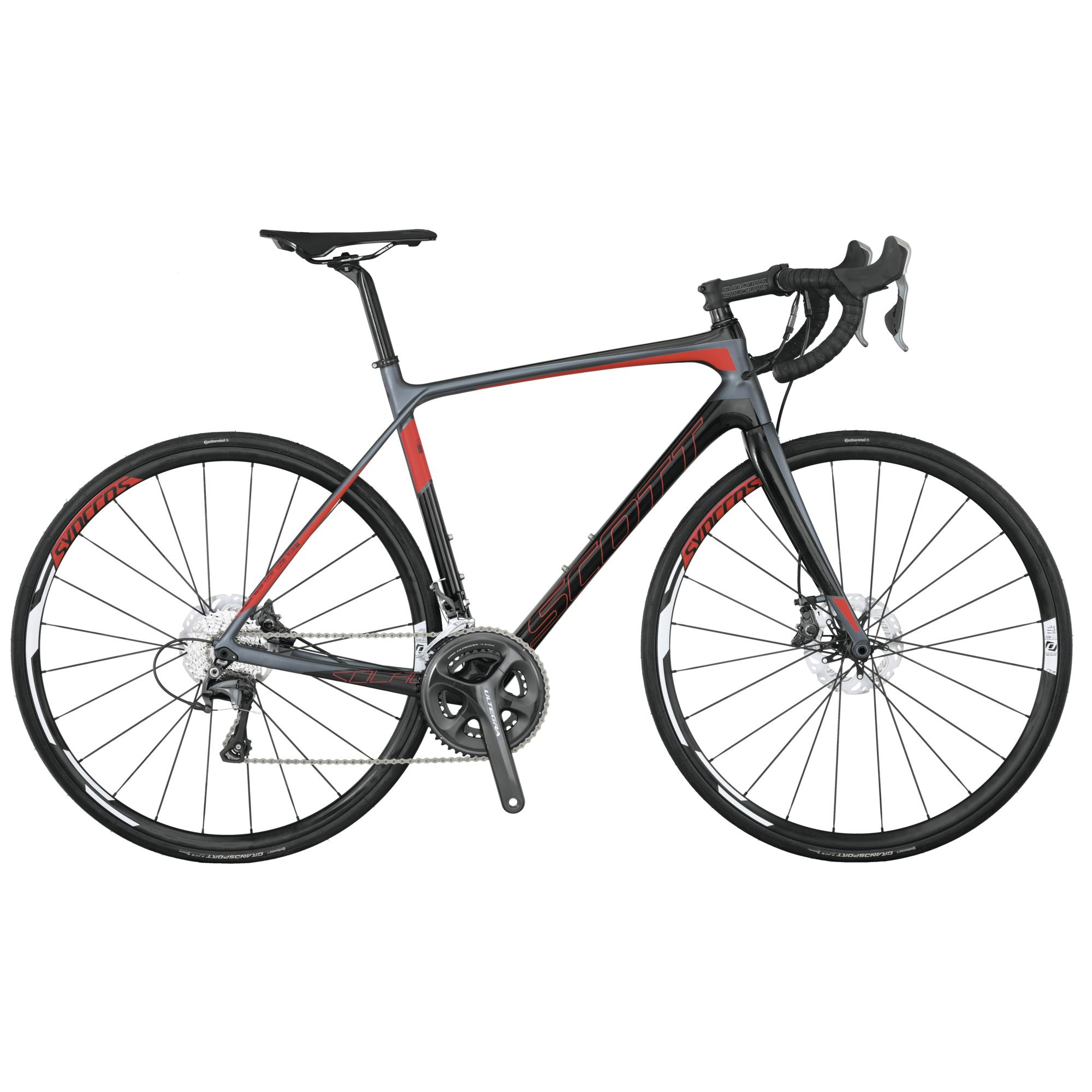 Scott Sports Scott Solace 15 Disc Bike Cyclisme Idees Velo