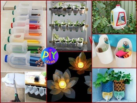 50 Creative Ways To Reuse Old Household Items
