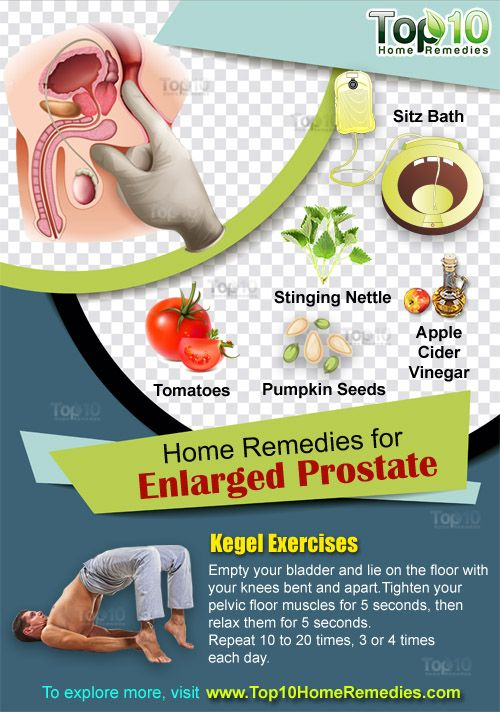 Home Remedies For Prostate Health