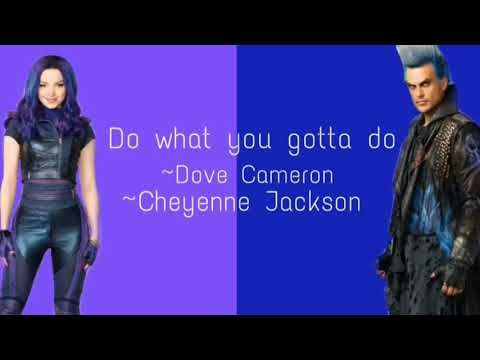 Do what you gotta do lyrics (Descendants 3) - YouTube #descendants3