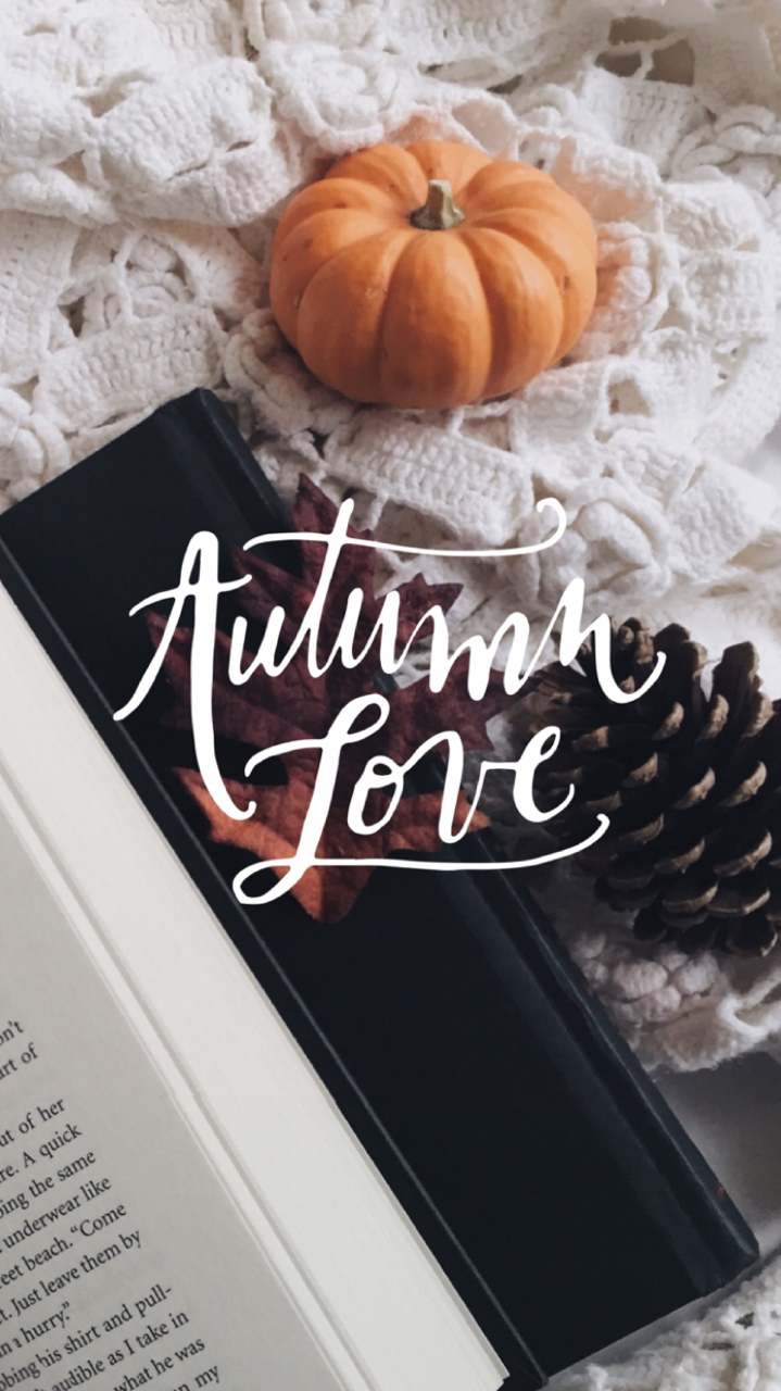 Lockscreens Autumn Fall Wallpaper Iphone Wallpaper Fall Hello Autumn