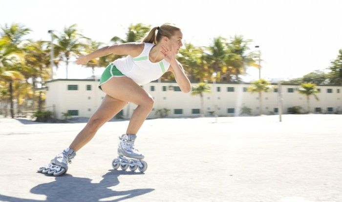Get Moving With The Rollerblade 10 Week Workout En Usa Rollerblading Workout Rollerblading Roller Workout