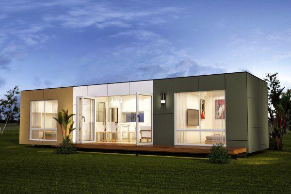C2 2 Bedroom 40ft X 3 4m Wide Pod Samara Ii Container Homes Cost Building A Container Home Container House Design
