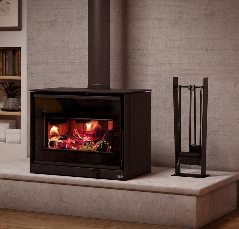 Osburn Inspire Wood Stove In 2019 Healdsburg House Dining Room