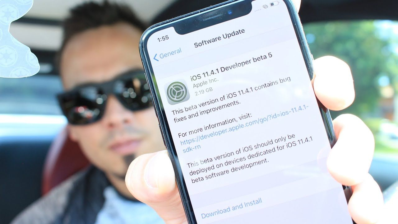 iOS 11 4 1 Beta 5 Released & when will we see iOS 12 beta 3