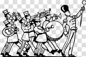 Image Result For Marching Band Clipart Music Silhouette Marching Band Silhouette Clip Art