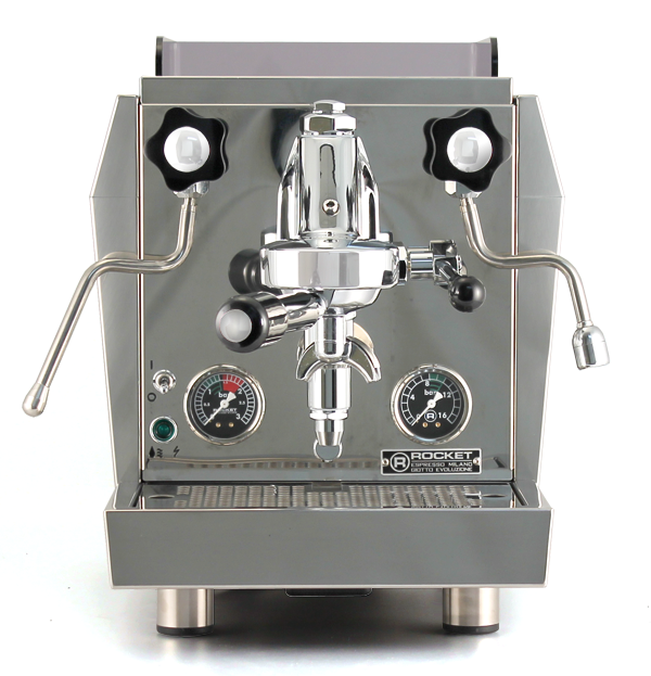 Rocket Espresso Giotto Evoluzione Espresso Machine   V2 Design