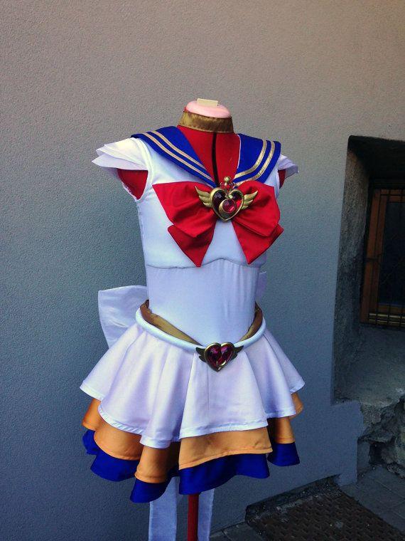 Super Sailor Moon Kostüm Von Liliemorhiril Auf Etsy Sailor Moon