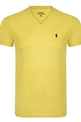 Polo Ralph Lauren V Neck T Shirt Custom Fit S 3XL versch