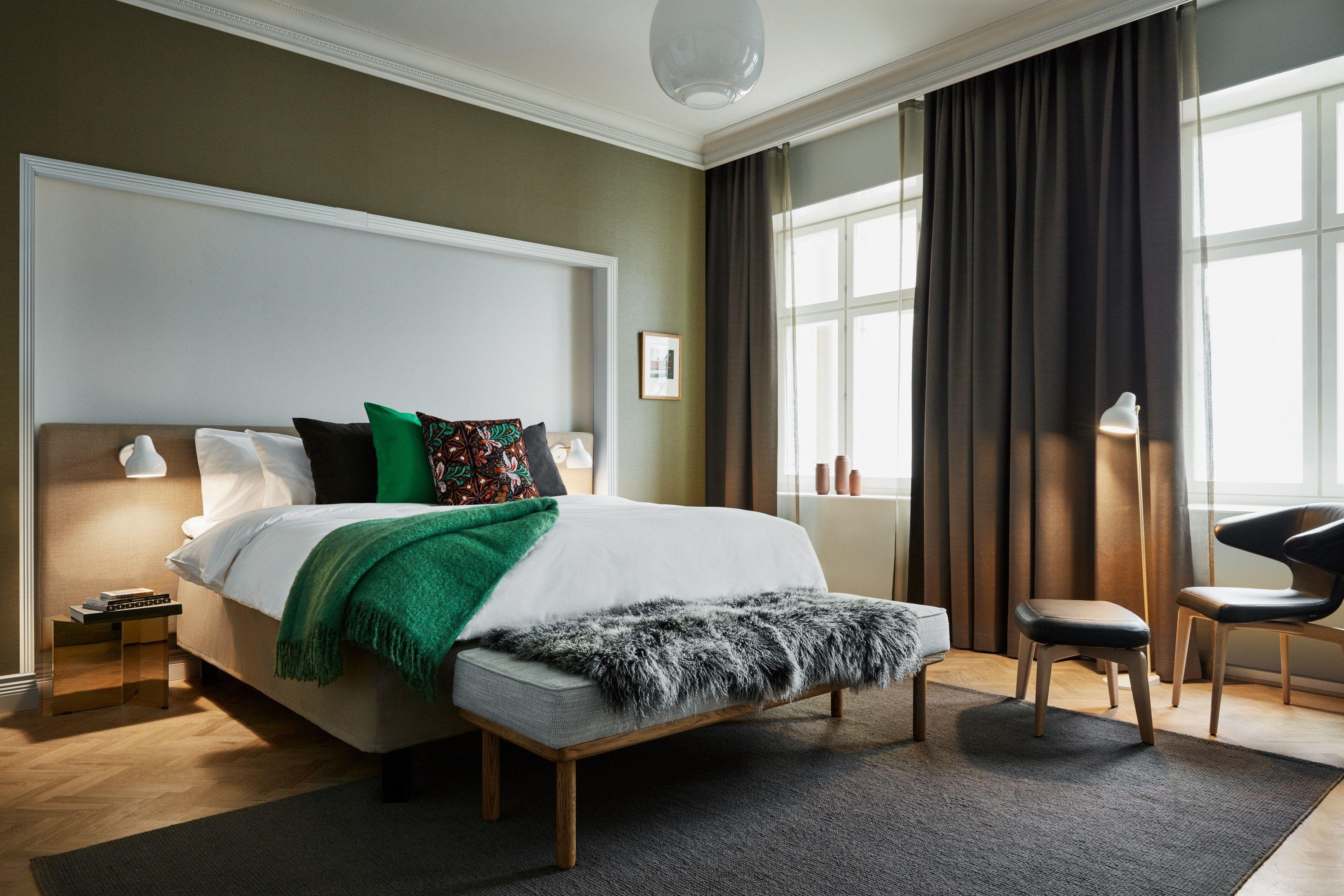9 Scandinavian Design Hotels We Re Completely Obsessed With Jetsetter Bed Interior Hotels Design Bedroom Design