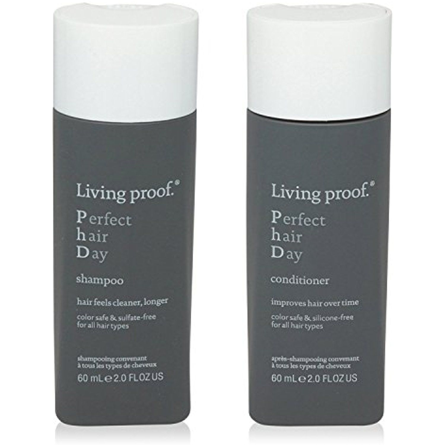 Living Proof Perfect Hair Day Shampoo and Conditioner