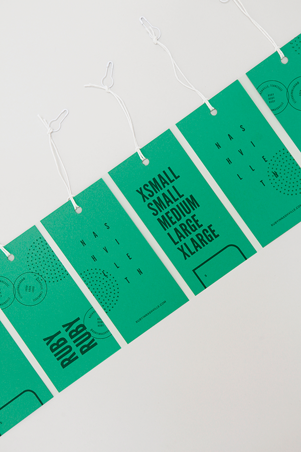 Ruby Hang Tags, Design Templates, Hands-On!   Graphic Design ...