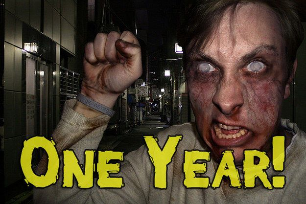 How Long Would You Survive In A Zombie Apocalypse? | Quizes | Zombie