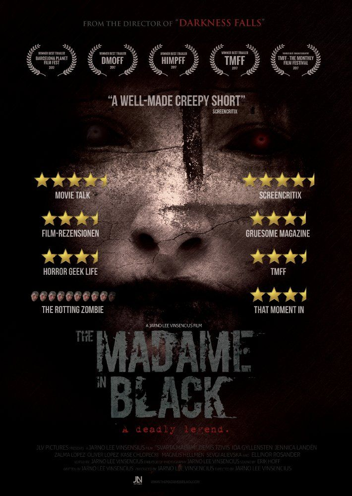 Svarta Madam 2017 Imdb Film Upcoming Horror Movies