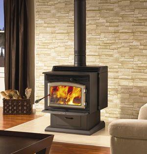Enerzone Solution 3 4 Freestanding Wood Stove Inglenook Energy Center Conifer C Standing Fireplace Wood Burning Stoves Living Room Freestanding Fireplace