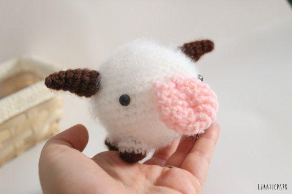 Amigurumi Crochet Personajes : Aprende a hacer a r d con amigurumi vix