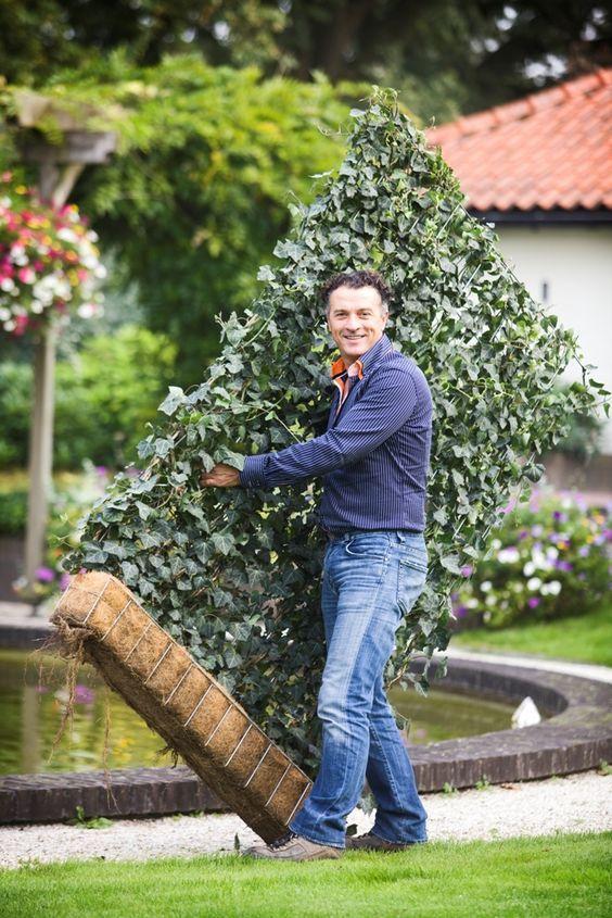 Baustelle von Garten Bronder Hecke am laufenden Meter®   Mobilane - gartenabgrenzungen aus stein