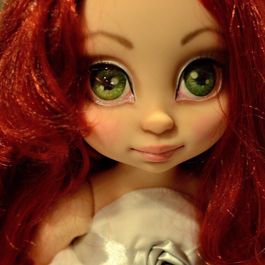 Disney animators doll Ariel art custom ooak n. 139 by Enixe atelier di Enixeatelier su Etsy https://www.etsy.com/it/listing/264769128/disney-animators-doll-ariel-art-custom