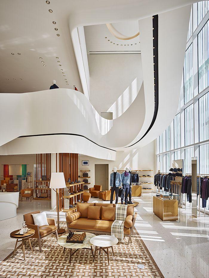 Les ouvertures du moment agence architecture - Decoration interieur americain ...