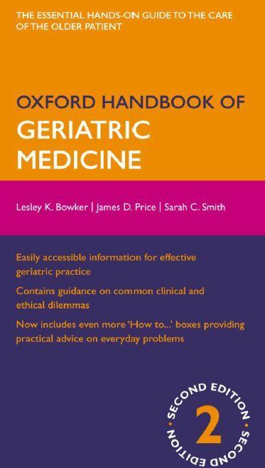 Oxford handbook of geriatric medicine 2nd edition pdf medicine oxford handbook of geriatric medicine 2nd edition pdf fandeluxe Images