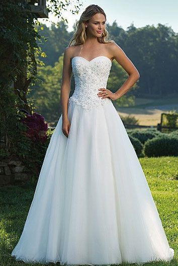 Bridal Gowns and Wedding Dresses   Pinterest   Bridal gowns, Gowns ...