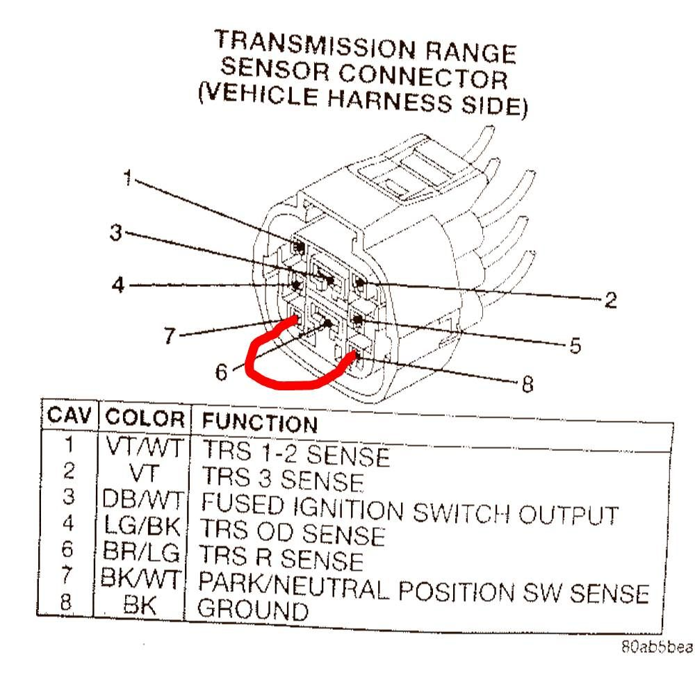 Write Up For Bypassing The Nss Neutral Safety Switch Jeepforum
