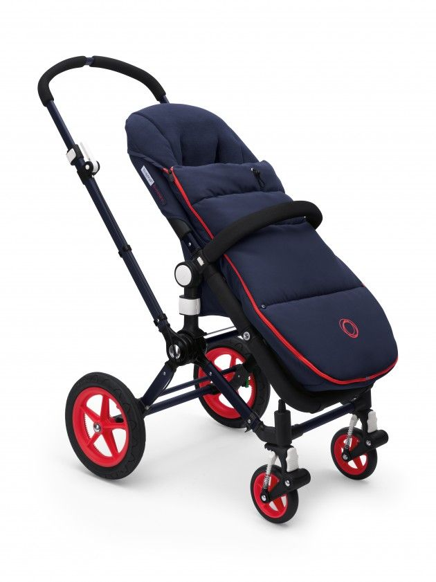 grey white fox baby pram buggy stroller stay put blanket//footmuff pink red blue