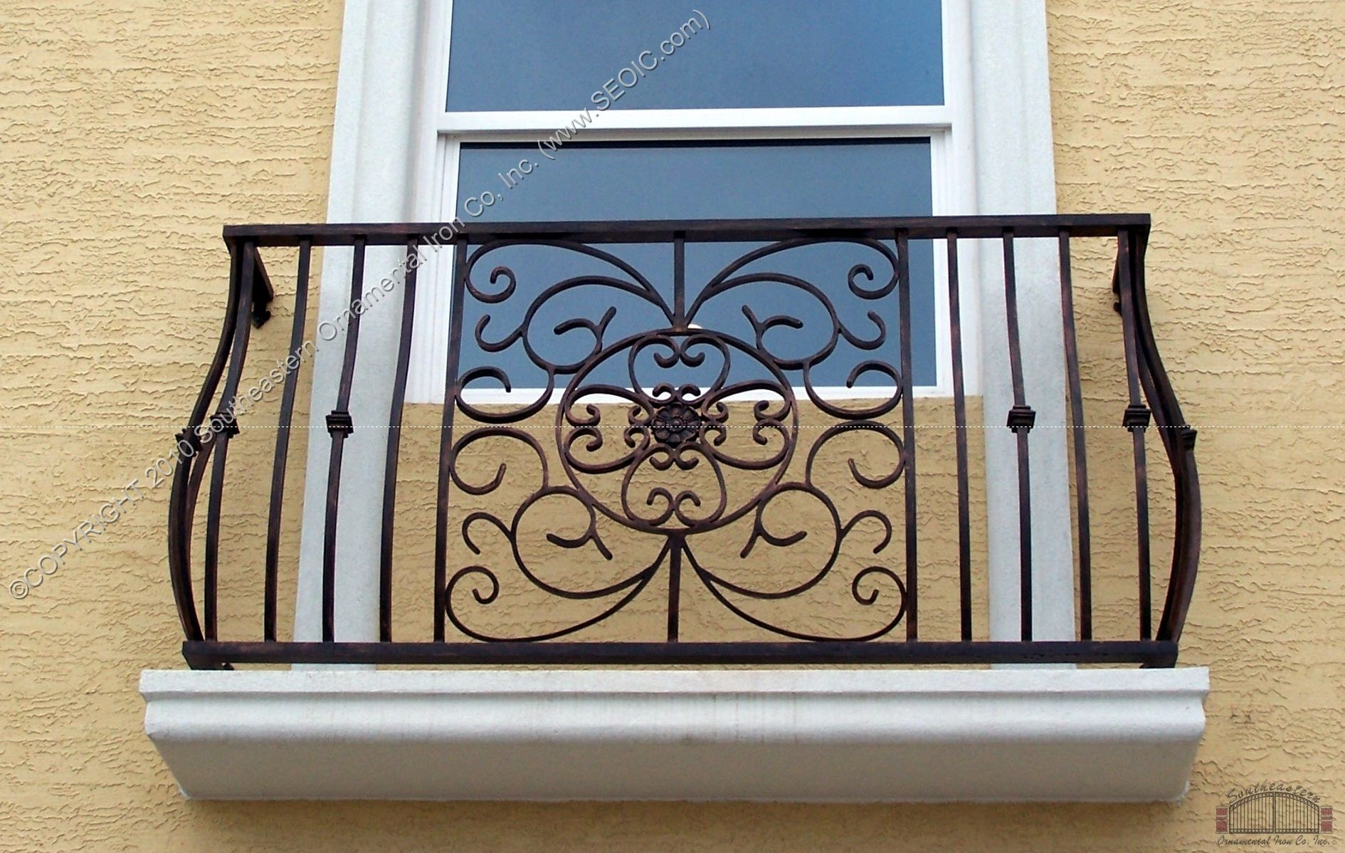 Aluminum Faux Balcony Google Search House Exterior Pinterest Balconies Exterior And