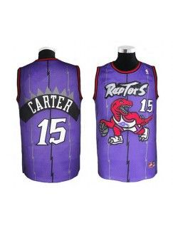 Package - mail cheap jerseys!Toronto Rapters 15 Carter Purple NBA Jersey