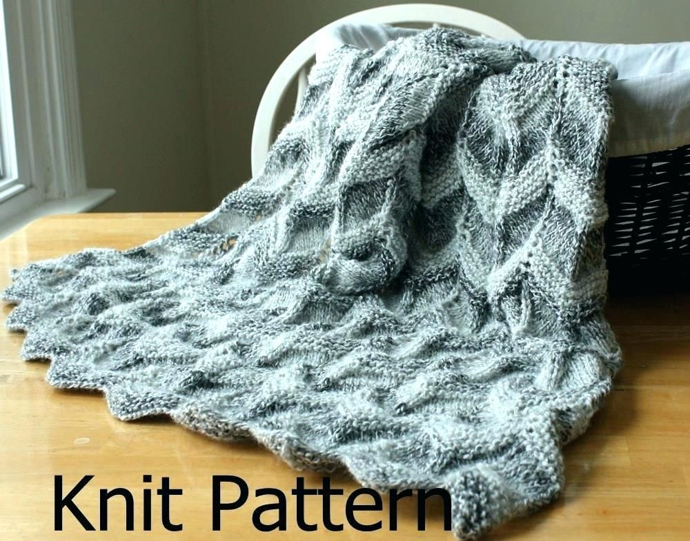loom knit baby blanket - 221bc.co | Baby blanket knitting ...