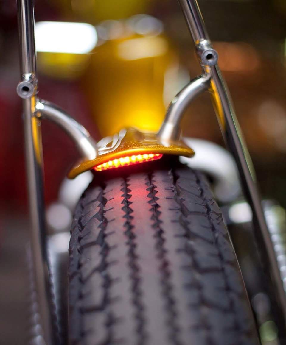 Rear light motorcycle