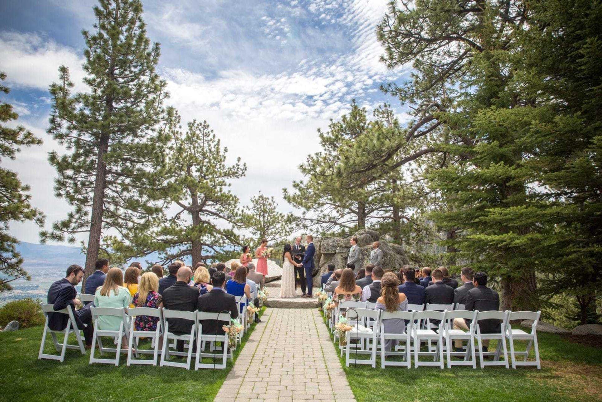 Ridge Tahoe Resort Stateline Weddings Lake… | Here Comes The Guide #outdoor we...#guide #lake #outdoor #resort #ridge #stateline #tahoe #weddings