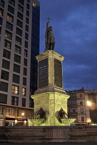 Monumento a Don Pelayo