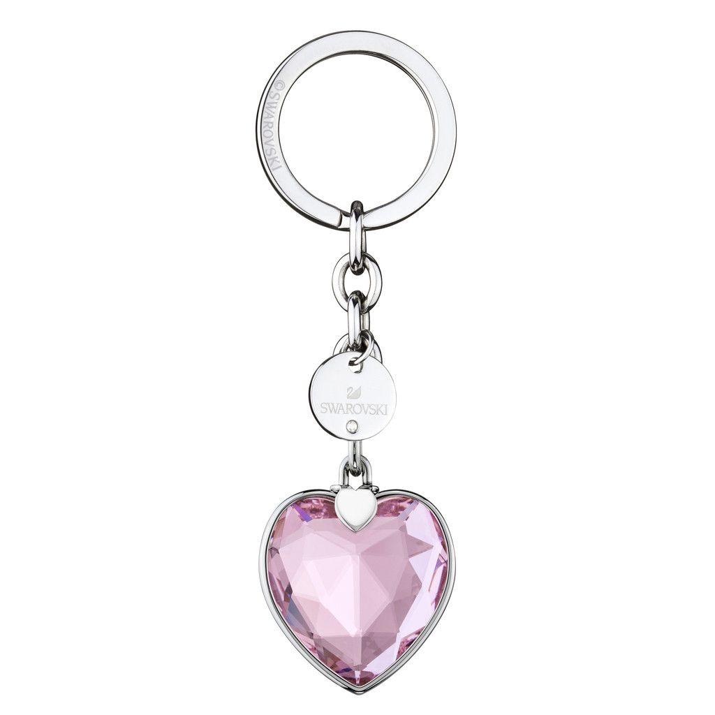 a1469572b SWAROVSKI HEART KEY RING 992853   Duty Free Crystal   Key rings ...